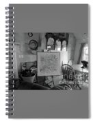 Even Without Color Spiral Notebook