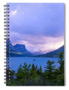 Evening At St. Mary's Spiral Notebook