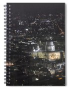 Evening London Spiral Notebook