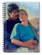 Evening Romance Spiral Notebook