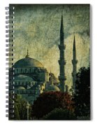 Eventide Spiral Notebook