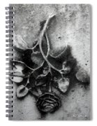 Everblooming Spiral Notebook
