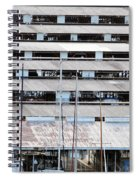 Everett Boathouse Spiral Notebook