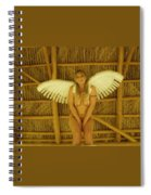 Everglades Angel Spiral Notebook