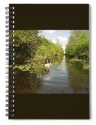 Everglades Beauty One Spiral Notebook