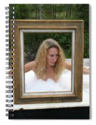 Everglades City Beauty 385 Spiral Notebook