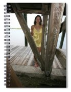Everglades City Beauty 521 Spiral Notebook