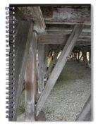 Everglades City Beauty 522 Spiral Notebook