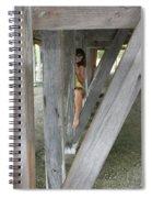Everglades City Beauty 527 Spiral Notebook