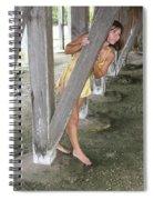 Everglades City Beauty 534 Spiral Notebook