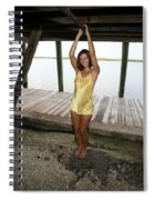 Everglades City Beauty 552 Spiral Notebook