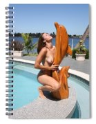 Everglades City Fl. Professional Photographer 349 Spiral Notebook
