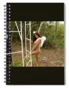 Everglades City Fl. Professional Photographer 4188 Spiral Notebook