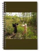 Everglades City Glamour 146 Spiral Notebook