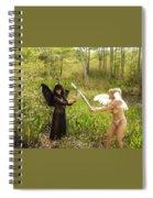 Everglades City Glamour 147 Spiral Notebook