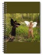Everglades City Glamour 150 Spiral Notebook