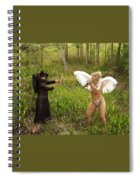 Everglades City Glamour 151 Spiral Notebook