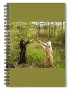 Everglades City Glamour 154 Spiral Notebook