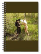 Everglades City Glamour 155 Spiral Notebook