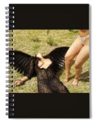 Everglades City Glamour 157 Spiral Notebook