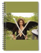 Everglades City Glamour 172 Spiral Notebook