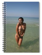 Everglades City Photography By Lucky Cole  975 Spiral Notebook