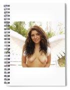 Everglades City Professional Photographer 4173 Spiral Notebook