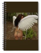 Everglades City Professional Photographer 4194 Spiral Notebook