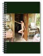 Everglades City Professional Photographer 704 Spiral Notebook