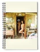 Everglades City Professional Photographer 708 Spiral Notebook