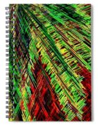 Evergreen Spiral Notebook