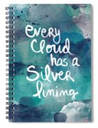 Every Cloud Spiral Notebook