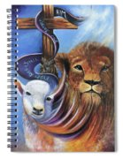 Every Knee Shall Bow Spiral Notebook