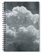 Every Lining Has A Silver Cloud Spiral Notebook