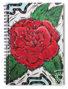 Every Rose Has Its Thorns Spiral Notebook