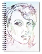 Every Woman - Eve Spiral Notebook