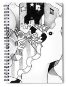 Everybody Dreams Spiral Notebook