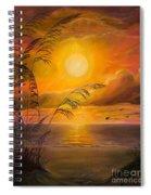 Everyday Sunrise Spiral Notebook