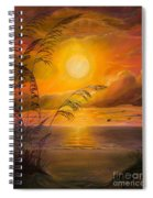 Everyday Sunrise Spiral Notebook