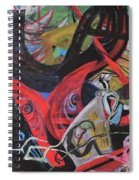 Everyone Is In His Own World Spiral Notebook