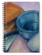Everything But The Kitchen Sink Spiral Notebook