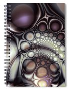 Everything In Its Place Spiral Notebook