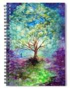 Everything Is An Opportunity To Practice New Beginnings  Spiral Notebook