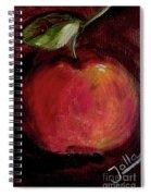 Eve's Apple.. Spiral Notebook