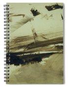 Evocation Of An Island Spiral Notebook