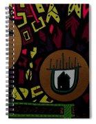 Evolution 1 Spiral Notebook