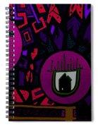 Evolution 3 Spiral Notebook