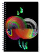 Evolution Revolution Spiral Notebook
