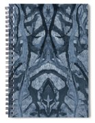 Evolutionary Branches Spiral Notebook