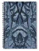 Evolutionary Branches Spiral Notebook